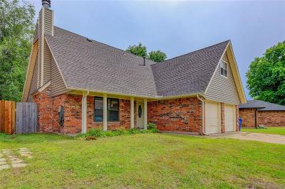 Norman Single Family Home For Sale: 218 Americana Court