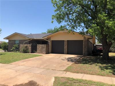 Single Family Home For Sale: 601 Sky Circle