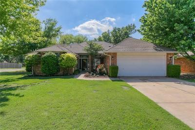 Edmond Single Family Home For Sale: 1601 Simon Avenue