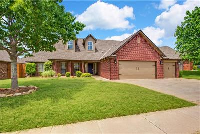 Oklahoma City Single Family Home For Sale: 1501 SW 133rd Street