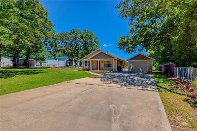 Harrah Single Family Home For Sale: 20187 W Oak Street