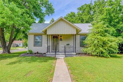 Norman Single Family Home For Sale: 103 E Johnson