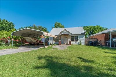 Oklahoma City Single Family Home For Sale: 1309 SW 27th Street