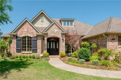 Edmond Single Family Home For Sale: 3001 Meriweather Road