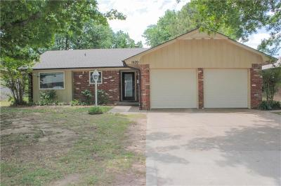 Norman Single Family Home For Sale: 1620 Canterbury Street