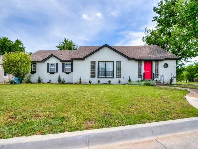 Oklahoma City Single Family Home For Sale: 2832 NW 45th Street