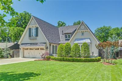 Nichols Hills Single Family Home For Sale: 2013 Huntington Avenue