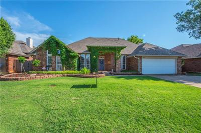 Edmond Single Family Home For Sale: 2620 NW 159th Street