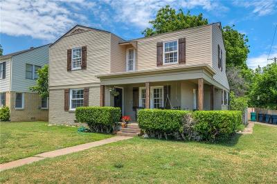 Oklahoma City Single Family Home For Sale: 2501 NW 28th Street