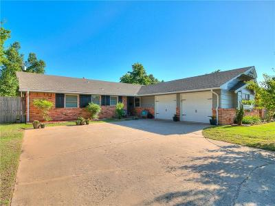 Oklahoma City Single Family Home For Sale: 4304 NW 59th Street