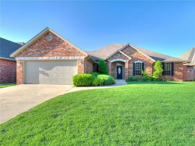 Oklahoma City Single Family Home For Sale: 3000 SW 137th Street
