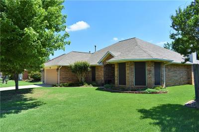 Oklahoma City Single Family Home For Sale: 9520 Eagle Hill Drive