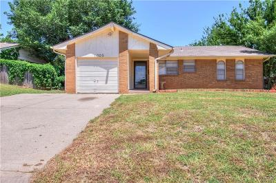 Moore Rental For Rent: 1005 NW 27th Street
