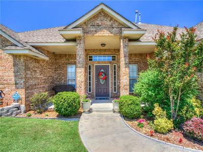 McClain County Single Family Home For Sale: 439 NE 20th Street