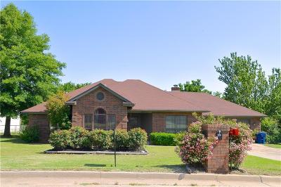 Guthrie Single Family Home For Sale: 406 Stonegate
