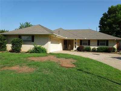 Oklahoma City Single Family Home For Sale: 4401 NW 59th