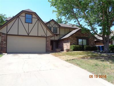 Oklahoma City Single Family Home For Sale: 8328 NW 113th Street