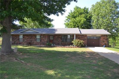 Choctaw Single Family Home For Sale: 13205 NE 26th