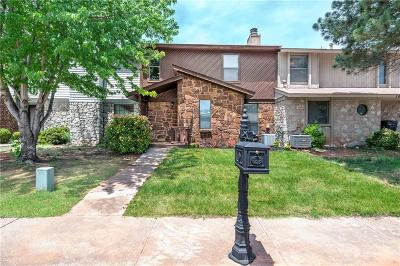 Oklahoma City Condo/Townhouse For Sale: 10605 White Oak Canyon Road