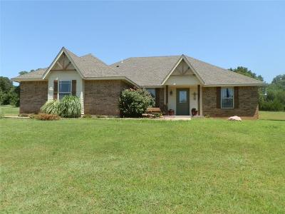 Shawnee Single Family Home For Sale: 41258 Cottage Drive