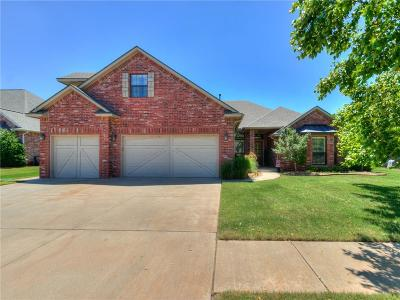 Edmond Single Family Home For Sale: 16320 Winding Park Drive