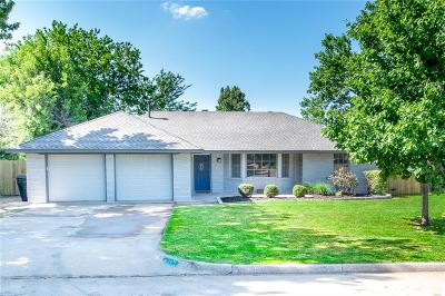 Oklahoma City Single Family Home For Sale: 4813 NW 65th Street