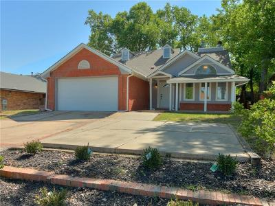 Edmond Single Family Home For Sale: 920 N Blackwelder Avenue