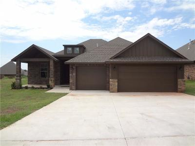 Moore Single Family Home For Sale: 1325 Atalon