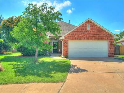 Edmond Single Family Home For Sale: 371 Crossland