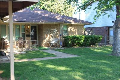 Single Family Home For Sale: 3716 Ridgehaven Drive