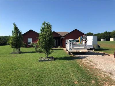 Blanchard OK Single Family Home For Sale: $144,900