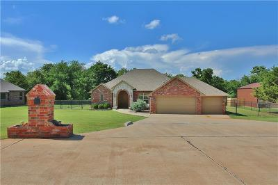 McClain County Single Family Home For Sale: 2669 NW 7th