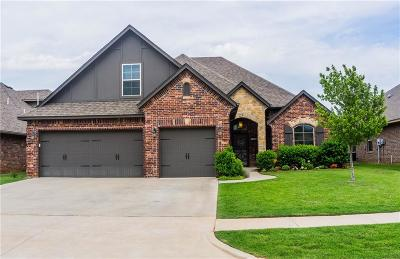 Norman Single Family Home For Sale: 3715 Presidio Circle