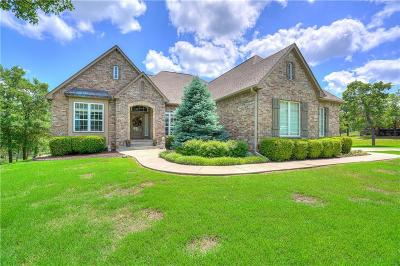 Choctaw Single Family Home For Sale: 575 Misty Morning Drive