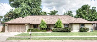 Norman Single Family Home For Sale: 3403 Willow Rock Road