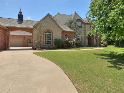 Edmond Single Family Home For Sale: 1502 Winding Ridge Road