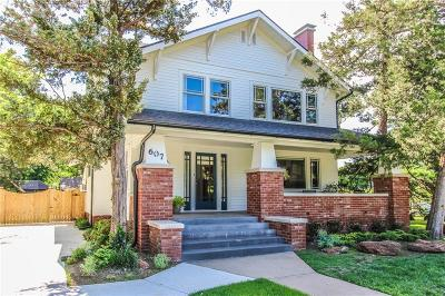 Single Family Home For Sale: 607 N Peters Avenue