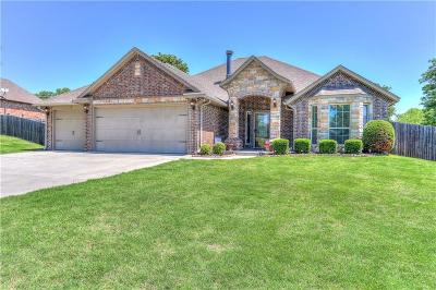 Choctaw Single Family Home For Sale: 8536 Bella Circle