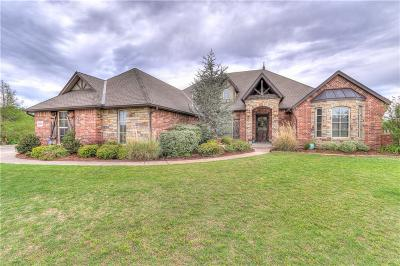 Edmond Single Family Home For Sale: 22821 Crab Orchard Drive