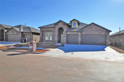 Edmond Single Family Home For Sale: 16200 Whispering Winds
