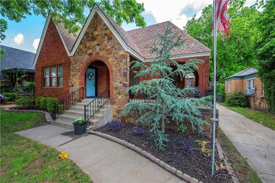 Oklahoma City Single Family Home For Sale: 2617 14th