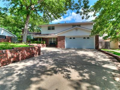 Oklahoma City Single Family Home For Sale: 5025 NW 26th Street