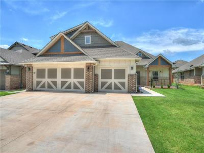 Moore Single Family Home For Sale: 2009 Creek Side Circle