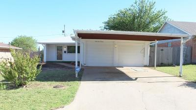 Oklahoma City OK Rental For Rent: $850