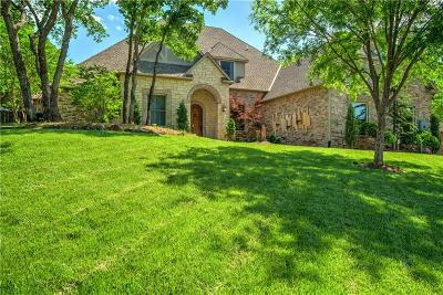 Edmond Single Family Home For Sale: 3612 Hunters Creek Road