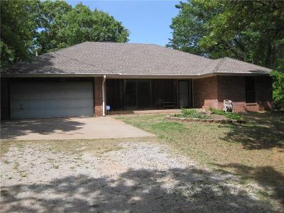 Guthrie Single Family Home For Sale: 1302 W Lakeview Drive