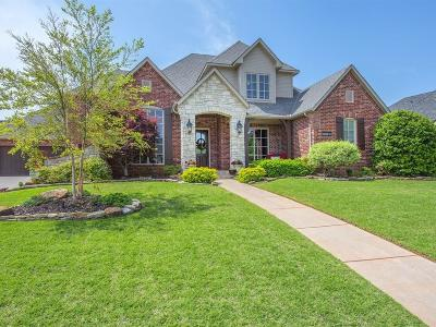 Edmond Single Family Home For Sale: 16908 Shorerun Drive
