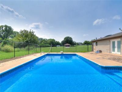 Single Family Home For Sale: 707 Cedar Springs Drive