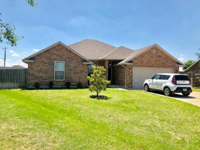 Edmond Single Family Home For Sale: 19100 Green Springs Drive
