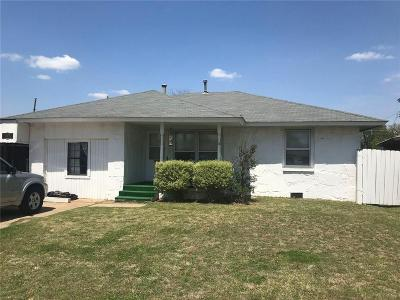 Midwest City Single Family Home For Sale: 205 E Kerr